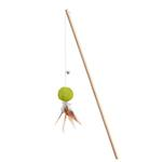 View Image 2 of HUNTER Dangler Ball Cat Toy by Laura
