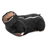 View Image 1 of Hurtta Casual Quilted Dog Jacket - Raven