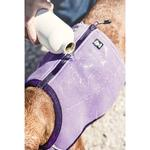 View Image 3 of Hurtta Cooling Dog Vest - Lilac