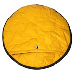 View Image 1 of Hurtta Outback Dreamer Dog Sleeping Bag - Orange Sun