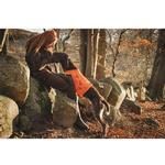 View Image 2 of Hurtta Ranger Bug Blocker Dog Vest - Orange Camo