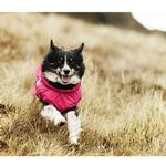View Image 2 of Hurtta Summit Parka Dog Coat - Cherry