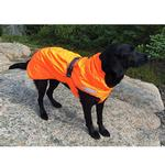 View Image 2 of Hurtta Summit Parka Dog Coat - Orange
