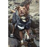 View Image 2 of Hurtta Torrent Dog Coat - Raven