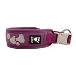 View Image 1 of Hurtta Weekend Warrior Dog Collar - Currant