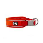 View Image 1 of Hurtta Weekend Warrior ECO Dog Collar - Rosehip