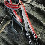 View Image 4 of Hurtta Weekend Warrior ECO Dog Leash - Hedge