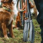 View Image 3 of Hurtta Weekend Warrior Rope Dog Leash - Neon Lemon