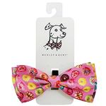 View Image 1 of Huxley & Kent Dog Bow Tie Collar Attachment - Donut Shoppe