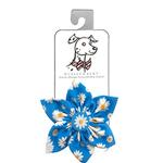 View Image 1 of Huxley & Kent Pinwheel Pet Collar Attachment - Flower Child