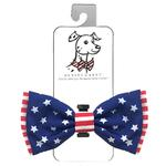 View Image 1 of Huxley & Kent Dog Bow Tie Collar Attachment - Liberty
