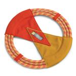 View Image 2 of Pacific Ring Dog Toy by RuffWear - Sockeye Red