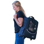 View Image 2 of I-Go2 Escort Dog Carrier - Black