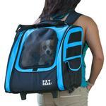 View Image 2 of I-Go2 Traveler Dog Carrier - Ocean Blue