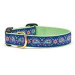 View Image 1 of Paisley Dog Collar by Up Country