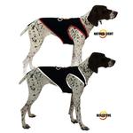 View Image 2 of I Love Me Reflective Dog T-Shirt by Ultra Paws - Gold Trim