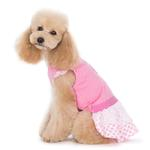 View Image 3 of Ice Cream Dog Dress by Dogo - Pink