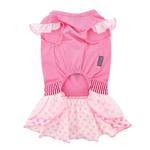 View Image 2 of Ice Cream Dog Dress by Dogo - Pink