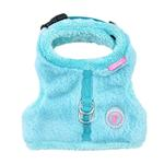 View Image 1 of Iva Jacket Dog Harness By Pinkaholic - Aqua