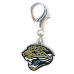 View Image 1 of Jacksonville Jaguars Logo Dog Collar Charm