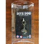 View Image 2 of Jacksonville Jaguars Logo Dog Collar Charm