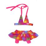 View Image 1 of Jamaica Dog Bikini by Pooch Outfitters