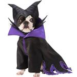 View Image 1 of Disney Villains Maleficent Dog Costume by Rubie's