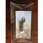 View Image 2 of Jingle Soccer Ball Dog Collar Charm
