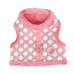 View Image 1 of Joceline Jacket Dog Harness By Pinkaholic - Pink