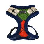 View Image 1 of Jolly Dog Harness by Puppia - Navy