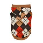 View Image 1 of Jolly Hooded Dog Shirt by Puppia - Beige