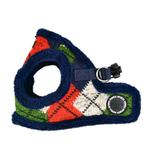 View Image 3 of Jolly Vest Dog Harness by Puppia - Navy