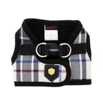 View Image 2 of Junior Dog Harness Vest by Puppia - Black