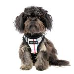 View Image 5 of Junior Dog Harness Vest by Puppia - Black