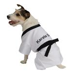 View Image 1 of Karate Dog Halloween Costume