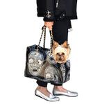 View Image 2 of Kate Dog Carrier by The Dog Squad - Skully
