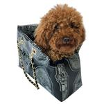 View Image 1 of Kate Dog Carrier by The Dog Squad - Skully
