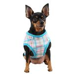 View Image 1 of Kayla Pinka Wrap Dog Harness by Pinkaholic - Blue