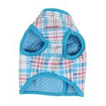 View Image 2 of Kayla Pinka Wrap Dog Harness by Pinkaholic - Blue