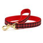 View Image 1 of Buffalo Plaid Dog Leash by Up Country