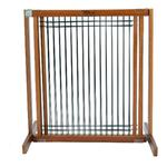 View Image 2 of Kensington Free Standing Wood/Wire 30