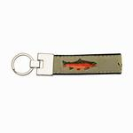 View Image 1 of Up Country Key Ring - Fly Fishing