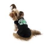 View Image 3 of Kiss Me I'm Irish Dog Shirt - Black