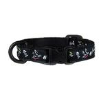 View Image 1 of Kitty Breakaway Cat Collar - Doodle Cats