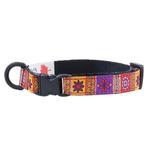 View Image 1 of Kitty Breakaway Cat Collar - Trendy Mehndi