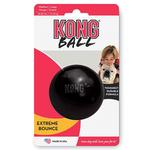 View Image 1 of KONG Extreme Ball Dog Toy - Black