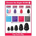 View Image 4 of KONG Extreme Rubber Dog Toy