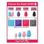 View Image 4 of Puppy KONG Rubber Dog Toy