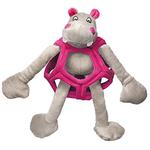 View Image 1 of KONG Puzzlements Dog Toy - Hippo