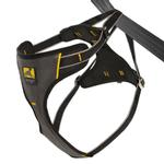 View Image 1 of Kurgo Impact Dog Harness - Black and Charcoal